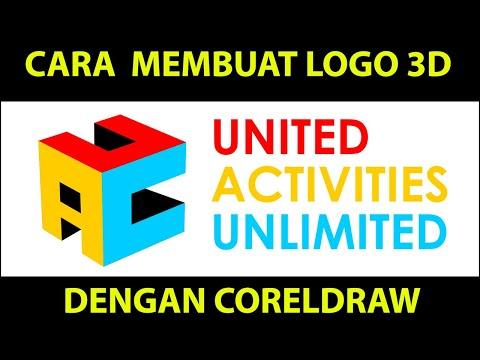 Efek Logo 3D dengan Corel DRAW X8 Bag-1.