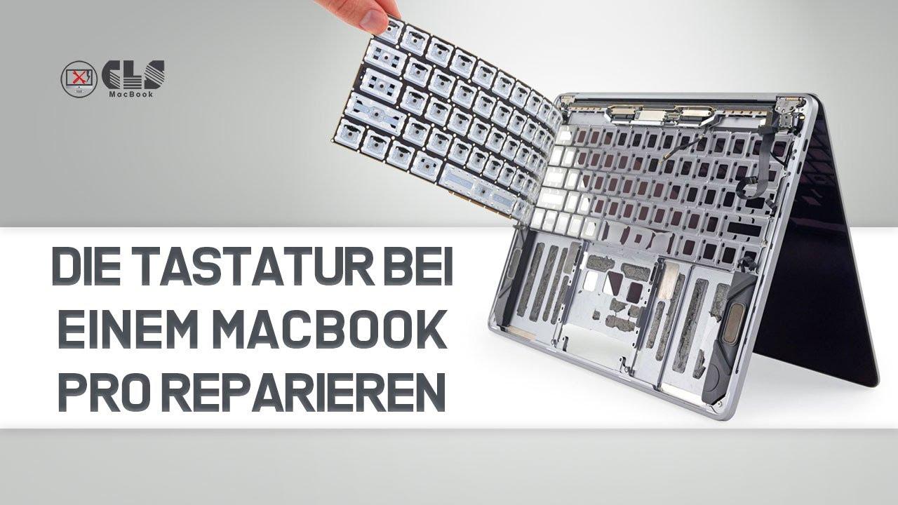 Macbook Pro Tastatur Reparatur | MacBook RepairCenter