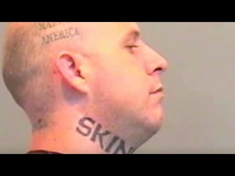 White supremacist: 'I'm here to kill you'