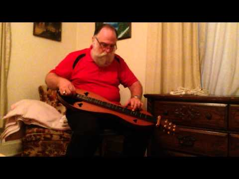 Assorted songs on the mountain dulcimer