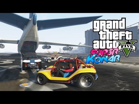 GTA 5 online PC - best of funny moments #37 (Délires, stunts, fails, mods)
