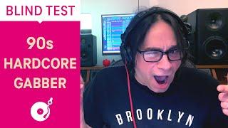 Blind Test // 90s Hardcore / Gabber - Episode 15 (Electronic Beats TV)