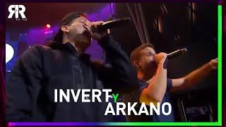 INVERT Y ARKANO Exhibición | Final RÉPLICA