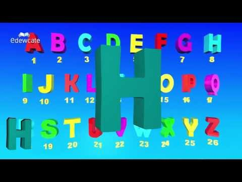 ABCD Alphabet Songs | 3D ABC Songs for Children | Learning ABC Nursery Rhymes in 3D