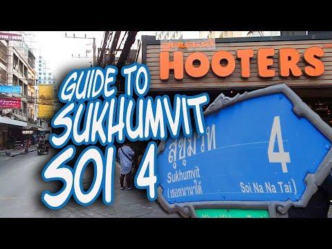 Sukhumvit Soi 4 guide - Bangkok streets