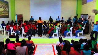Piratas del Caribe. Orquesta Sinfónica Libre de Quibdó. Fundación Batuta. Aldara Velasco