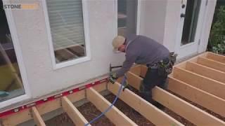 Joist hangers, Deck Structure (3/4)