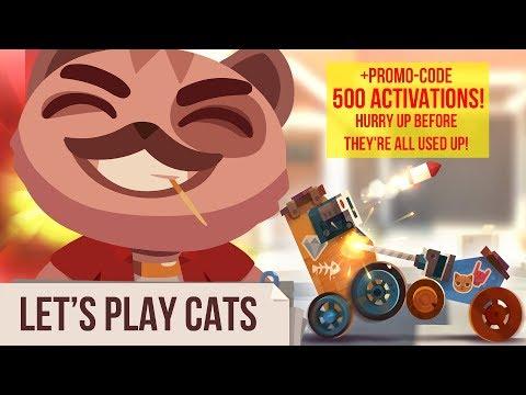 Let's Play C.A.T.S: Crash Arena Turbo Stars (Live Stream #35)