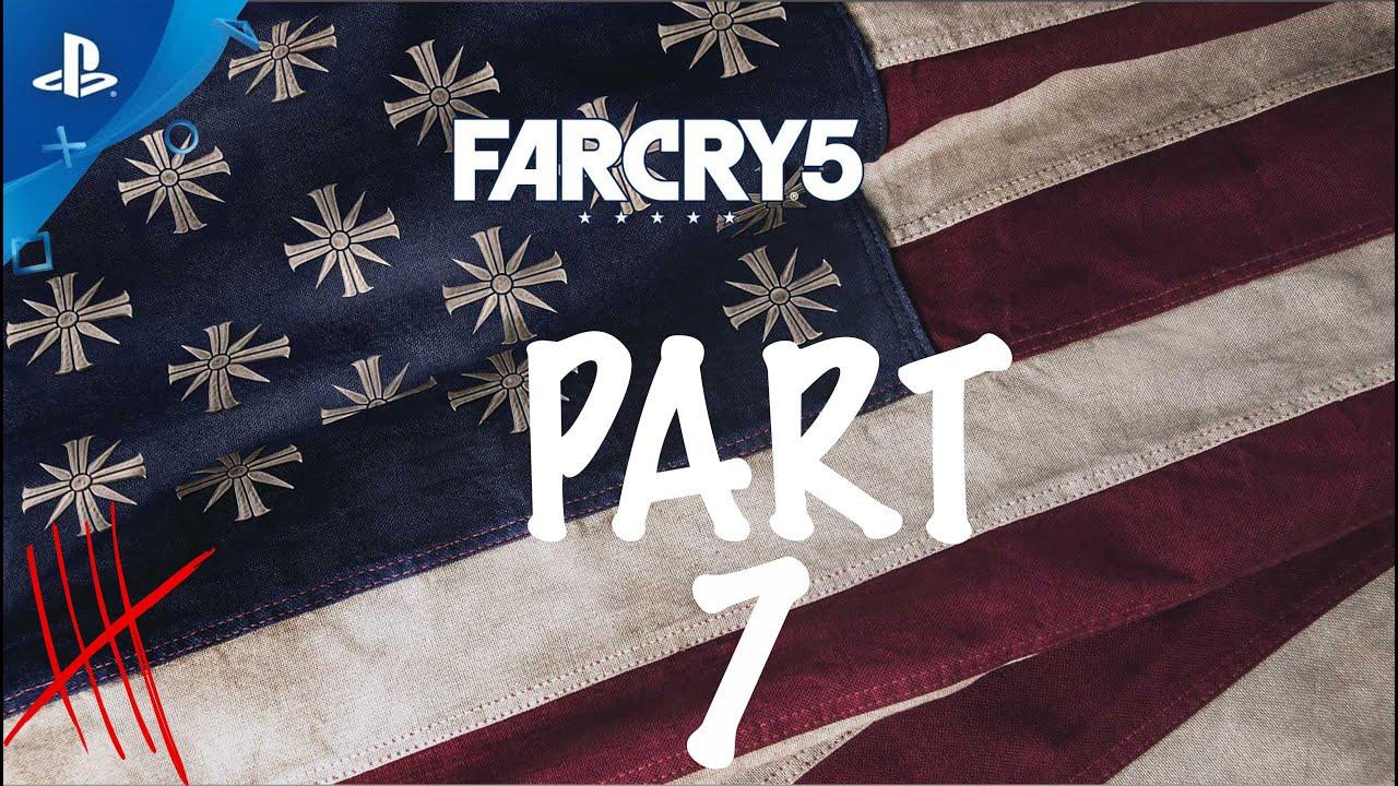 FAR CRY 5 Walkthrough Gameplay Part 7 |Malayalam| G O D-YT
