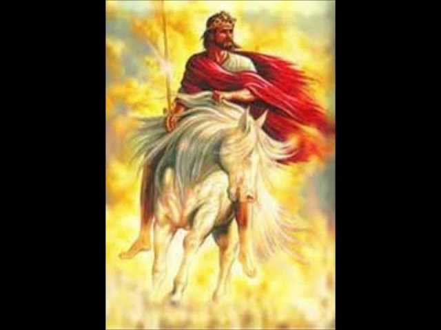 keyla jimenez - el jinete del caballo blanco