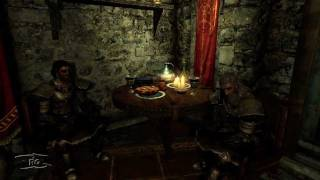 Skyrim Daily - Ep.1 Tavern Time (11/5/11) - WAY ➚