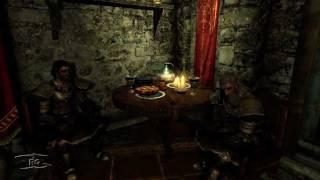 Skyrim Daily - Ep.1 Tavern Time (11/5/11) - WAY ➚