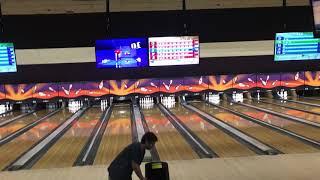 AMF Pro Bowl Lanes North Kansas City - Frank Sbisa flirts with 300 game