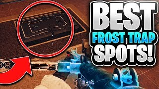 THE BEST FROST TRAP IN RAINBOW SIX SEIGE!!