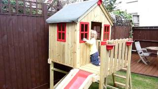 Sophie's Playhouse - The Slide