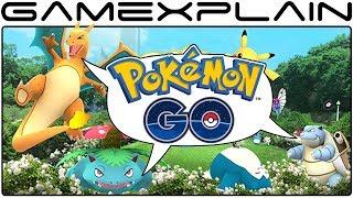 Pokémon Go DISCUSSION - Gym Revamp, Raid Battles, & Go Fest w/ Serebii's Joe Merrick