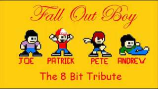 Grand Theft Autumn - Fall Out Boy (8 Bit Tribute)