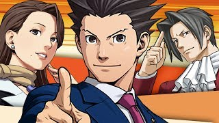 【 Phoenix Wright: Ace Attorney 】Final Case 5 Live Stream Gameplay - Part 1