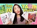 📗TOP 10 Young Adult Books 2018! | Recommendations + HONEST Reviews for Popular Novels | Katie Tracy