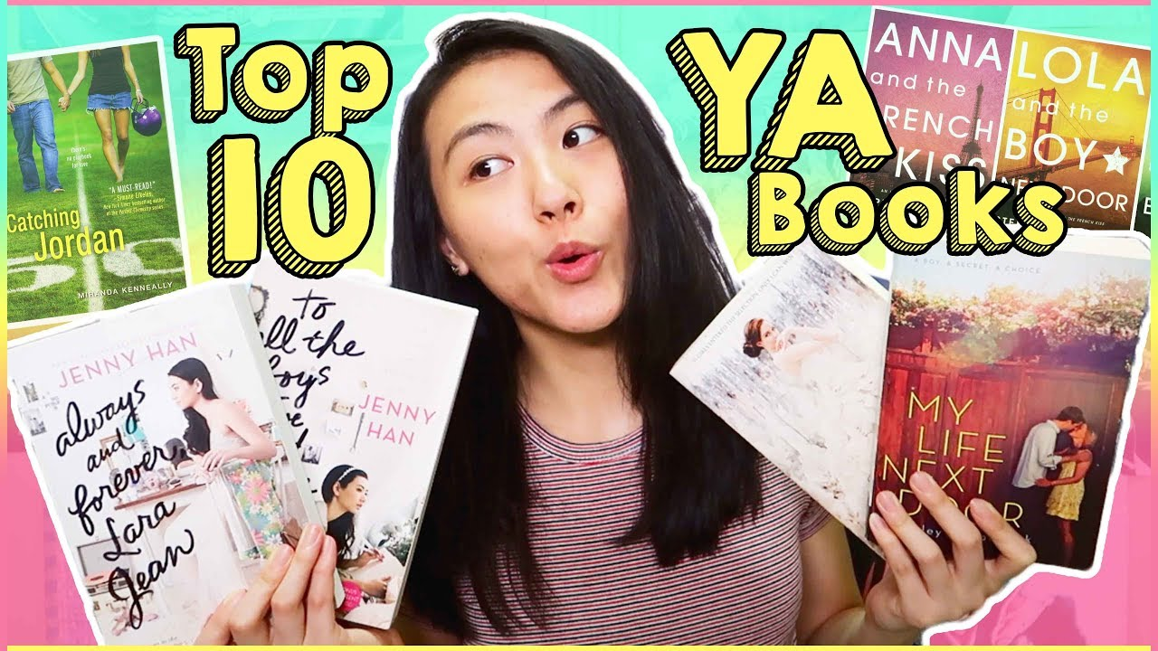 Top 10 Young Adult Books 2018  Recommendations  Honest