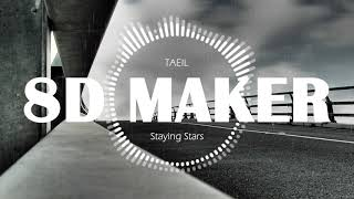 Taeil - staying stars [8d tunes / use headphones] 🎧