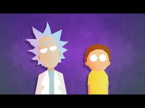 Thumbnail: Top 10 Facts - Rick and Morty