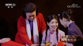 [2019开学第一课]经典歌曲《绣红旗》 感受五星红旗的信仰与荣耀| CCTV
