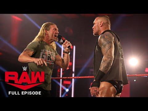 WWE Raw Full Episode, 18 May 2020