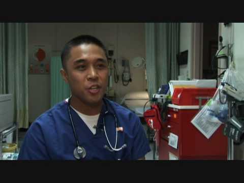 Day at Work: ER Nurse