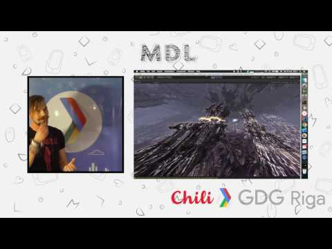 MDL Meetup #7. Filipp Keks - The Horror of Mobile Graphics