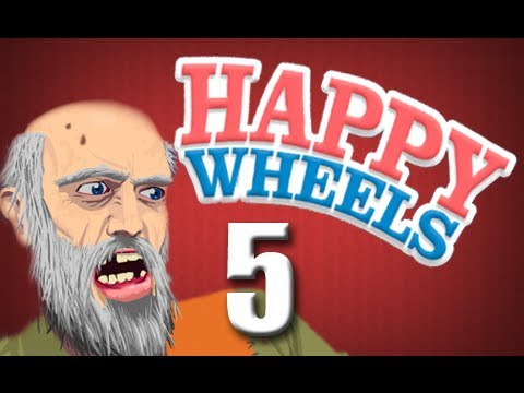 Happy Wheels W Fawdz Ep 5 Youtube