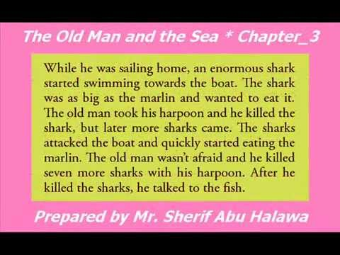 the old man and the sea chapter summary