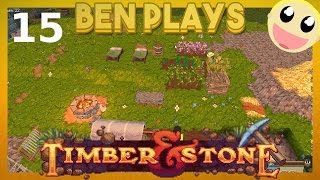 Timber and Stone S3E15 - Mining for Ores