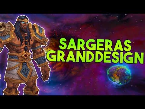 Sargeras' Grand Design! Secrets Hidden In Plain Sight...
