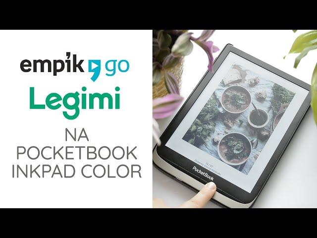 Czy warto kupić czytnik z kolorowym ekranem do książek z Legimi i Empik Go?