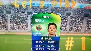 Открываем наборы в Fifa 15 UT! Let