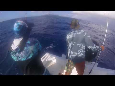 Deep Jigging in American Samoa