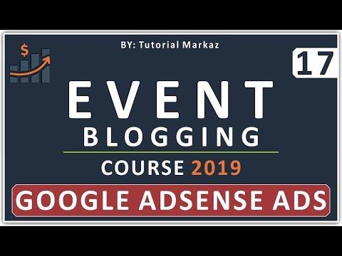 17 Complete Event Blogging Course 2019 in Urdu | Google AdSense Approval for Event Website by Mentor