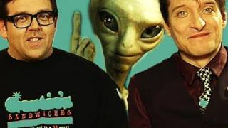 PAUL - Ein Alien auf der Flucht - Nick Frost & Bela B | Trailer & Interview