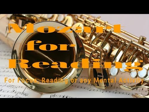 Mozart for Study | Reading | Focus | Mental Activity | Isochronic Tones Binaural Beats