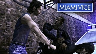 Miami Vice: The Game (PSP) - Mission #1 - The Mansion