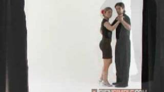 Primeros pasos para bailar Tango
