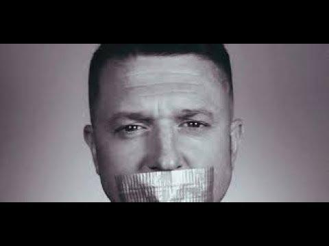 Tommy Robinson wird verhaftet - Livestream über die Hintergründe