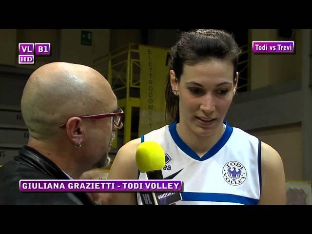 Interviste Todi vs Trevi