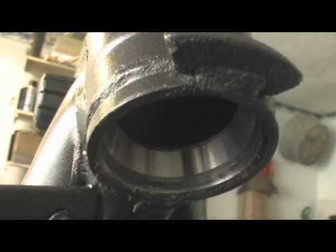 How to install tapered steering bearing kit on Honda CB750 SOHC