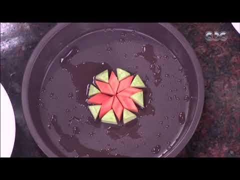 صورة  طريقة عمل البيتزا من مطبخ أسامة   طريقة عمل بيتزا خضروات مقلوبة - مقلوبة مكرونة باللحمة المفرومة - حلقة كاملة طريقة عمل البيتزا من يوتيوب