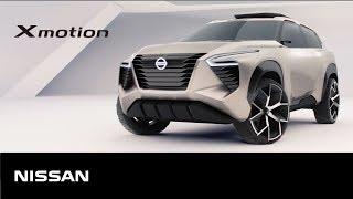 デトロイトショー2018でコンセプトカー「Xmotion」を世界初公開