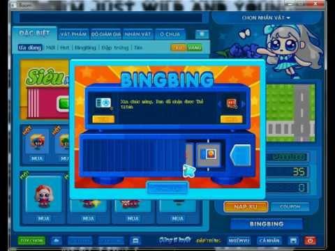 [250113] Quay BingBing Siêu Mắt Biếc - 80 BingBings to get Super Mat Biec