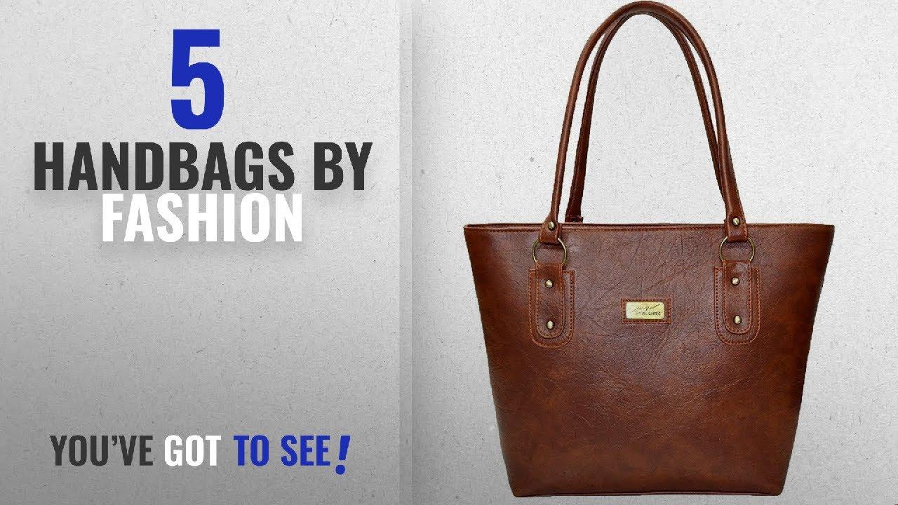 f2bc1d70d2 Top 10 Fashion Handbags  2018   Pynk Fashion Women s Handbag - YouTube