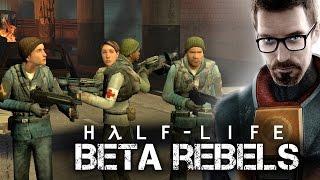 Half-Life 2 BETA Rebels/Citizen (leak) - Cut Content of Half-Life #1
